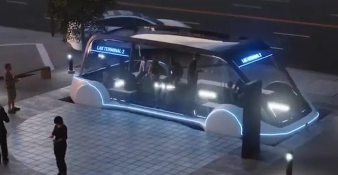 ¡Váyanse formando! El túnel de alta velocidad de Elon Musk arranca en diciembre
