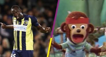 Bolt ya tiene enemigos en Australia: