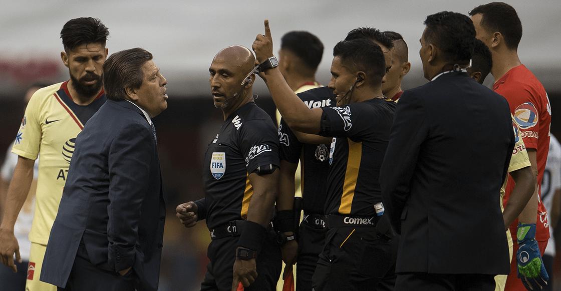 Atlas vs Veracruz, la primera prueba del VAR en Liga MX