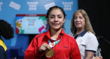 ¡Orgullo! Yesica Henández gana oro histórico en los Juegos de la Juventud