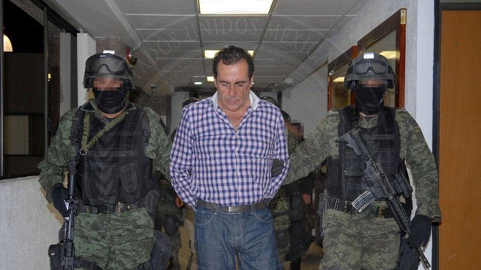 OFICIAL: Muere el narcotraficante Héctor Beltrán Leyva