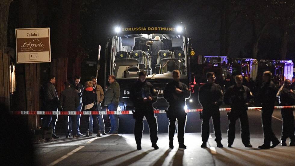 Condenan a 14 años de prisión al autor del atentado contra Borussia Dormund