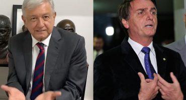 AMLO vs Bolsonaro