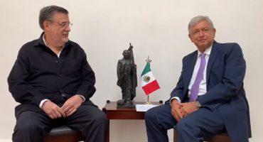 Presenta Andrés Manuel López Obrador la