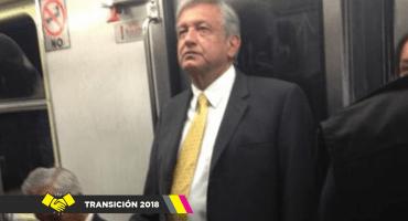 ¡AMLO inicia gobierno con Metro gratis! (nomás pa' llegar al Zócalo, tampoco crean)