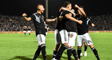 ¡Van los goles! Argentina le repitió la dosis a México