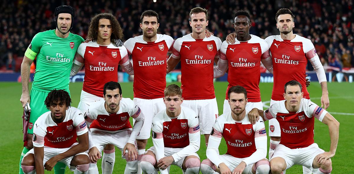 Los equipos que ya clasificaron a 16avos de Final de la Europa League