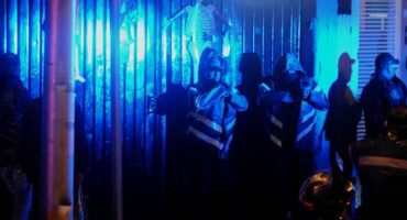 4 muertos y un herido en fiesta de Halloween en Azcapotzalco