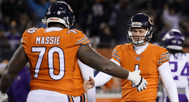 En duelo de defensas, los Bears se impusieron a los Vikings