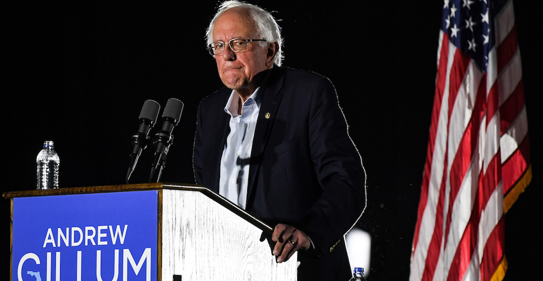 Aunque los republicanos se quedan con el Senado; Bernie Sanders logra su reelección