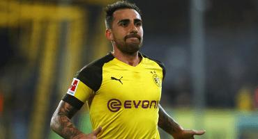 ¡Se queda! Borussia Dortmund hizo válida la opción de compra por Paco Alcácer