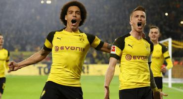 ¡De alarido! Borussia Dortmund se llevó el Clásico de Alemania y acá van los goles