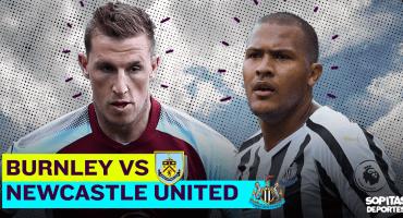 Revive las mejores acciones del Burnley vs Newcastle