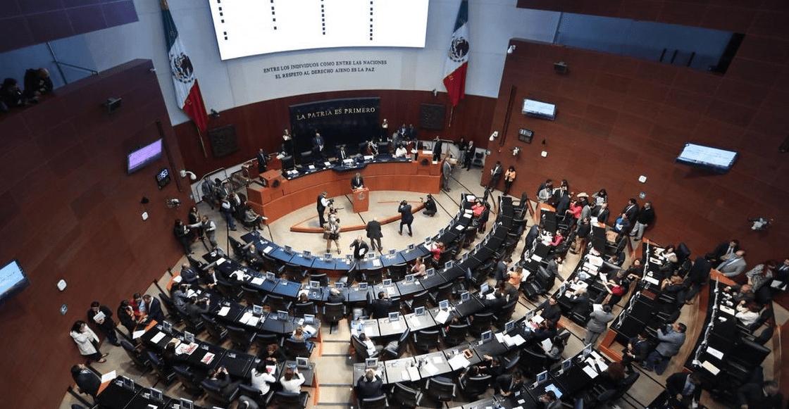 Senado da luz verde a reforma de extinción de dominio; va a la Cámara de Diputados