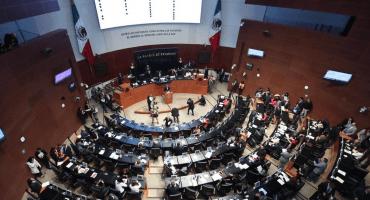 Senado da luz verde a reforma de extinción de dominio; regresa a Cámara de Diputados