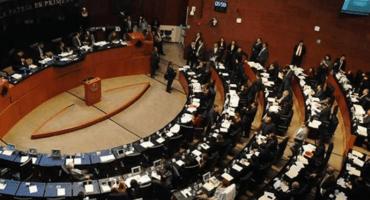 Senadores de Morena presentan reclamo por suspensión de Ley de Remuneraciones