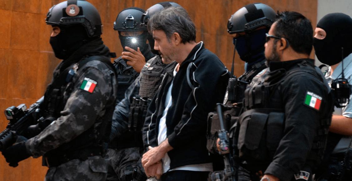 Le dan cadena perpetua al Licenciado, compadre del Chapo Guzmán