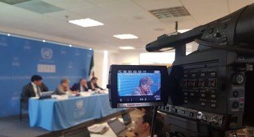 'Un poco exagerado' anticipar crisis por cancelación del NAIM: Cepal