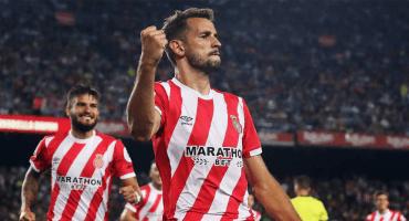 ¿Quién es Christian Stuani, el máximo goleador de La Liga Española?