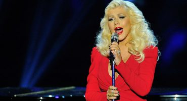 Ahorita no, joven:  Una banda no dejó que Christina Aguilera cantara con ellos