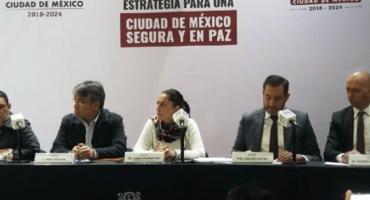 Jesús Orta va como secretario de Seguridad Pública CDMX: Sheinbaum