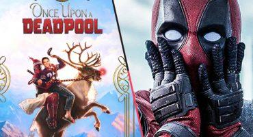 Regalos adelantados: ¡La película navideña de Deadpool llegará a México!