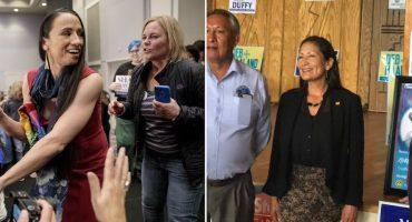 ¡Histórico! Mujeres indígenas logran un lugar en el Congreso de Estados Unidos