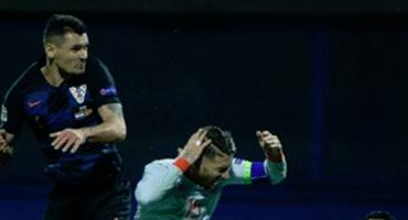 ¡Se volvió loco! Dejan Lovren se burló de Sergio Ramos, España y su bandera