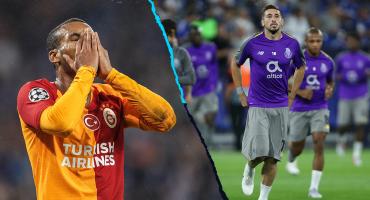 ¡Gracias! Derrota del Galatasaray haría que Héctor Herrera se quede en el Porto