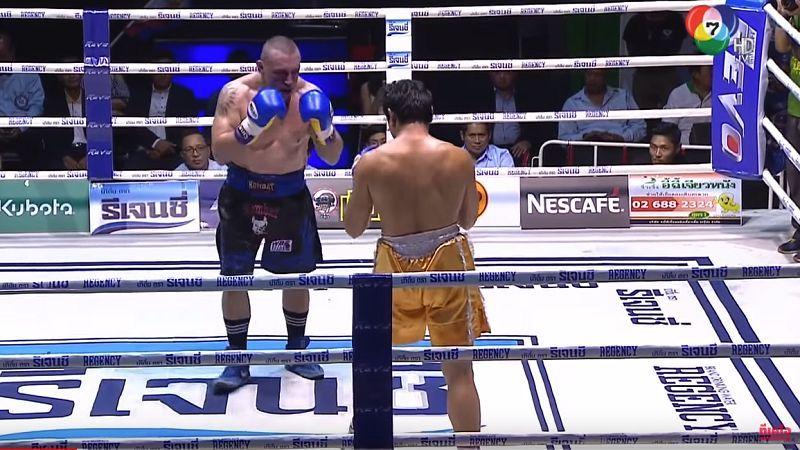 Falleció una leyenda del Muay Thai tras un duro KO