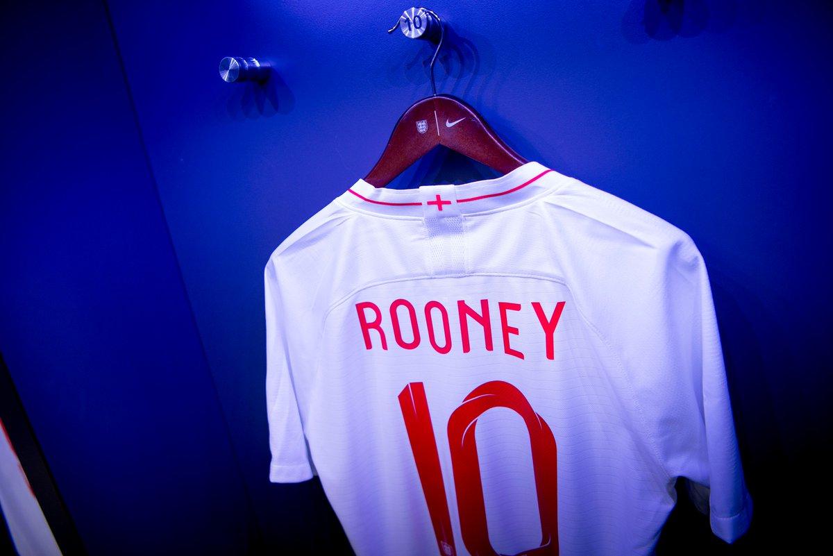 Rooney vuelve a la selección de Inglaterra para un último partido