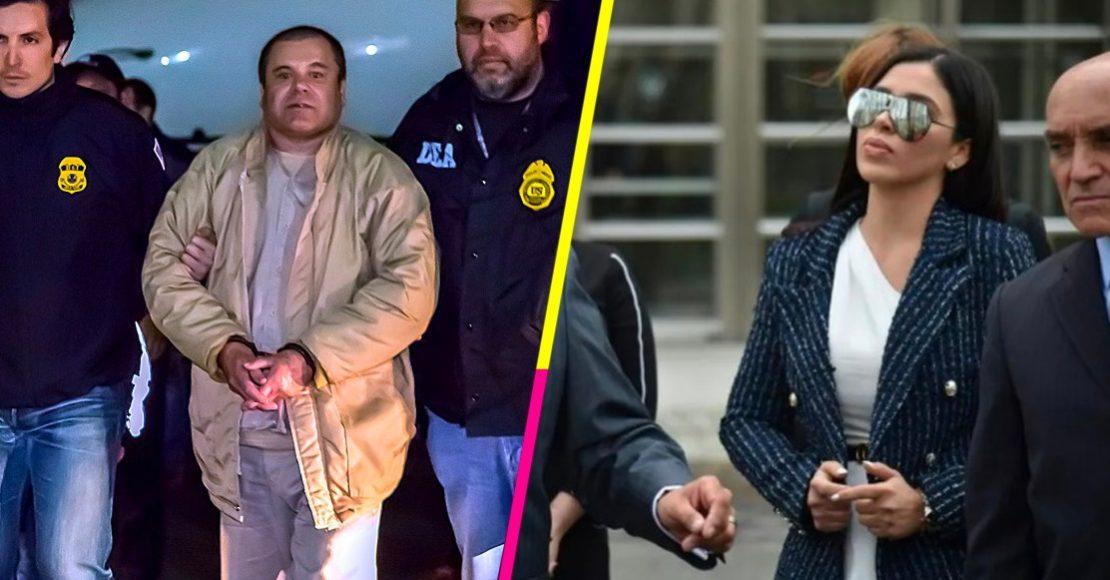 '¡Renataaaaaaaaaa!' Juez dice 'No' al abrazo entre el Chapo y Emma Coronel