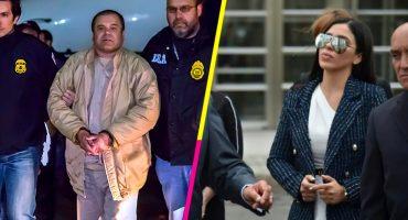 '¡Renataaaaaaa!' Juez dice 'No' al abrazo entre el Chapo y Emma Coronel