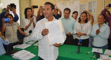 Debido a amenazas de muerte, alcalde electo de Cuernavaca se retira temporalmente
