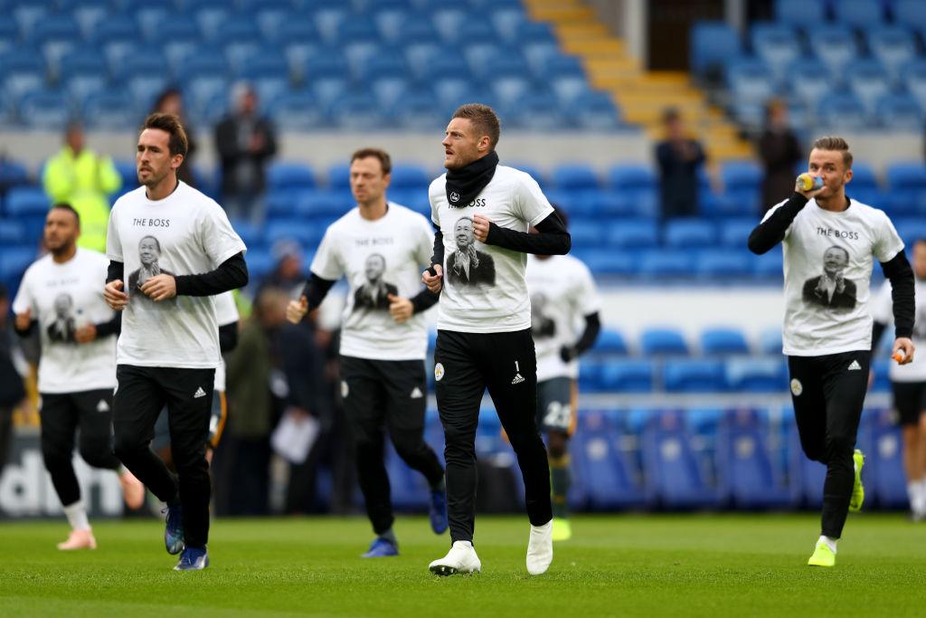 Jugadores del Leicester viajarán a Tailandia para presenciar funeral de su Presidente
