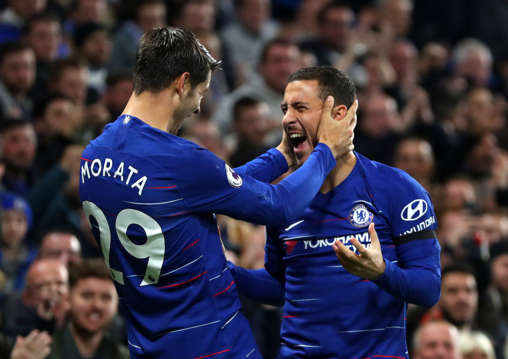 """Eden Hazard: """"Yo no merezco el Balón de Oro; se lo daría a Mbappé"""""""