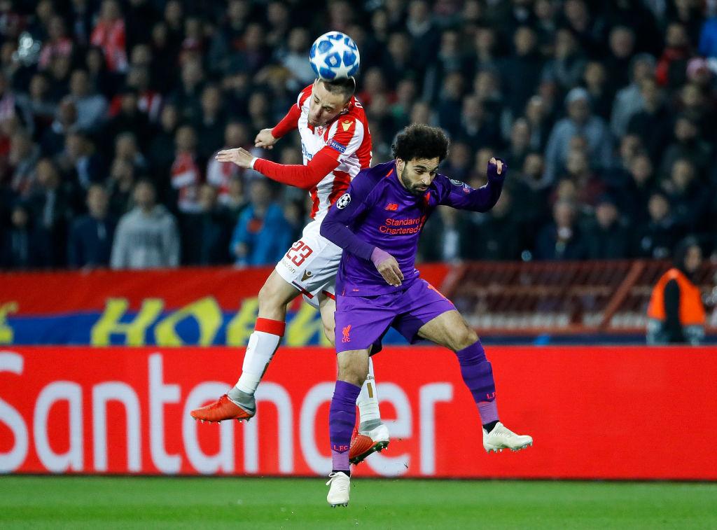 ¡Histórica victoria! Estrella Roja mantiene hegemonía sobre Liverpool en Champions League