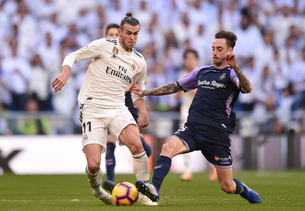 ¡Frenan la crisis! Real Madrid derrotó al Valladolid en el debut de Solari