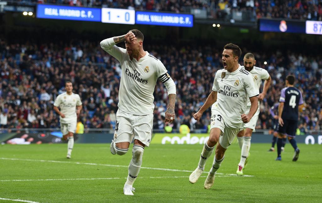 ¡Gracias, Solari! Real Madrid imbatible en La Liga, Copa y Champions League