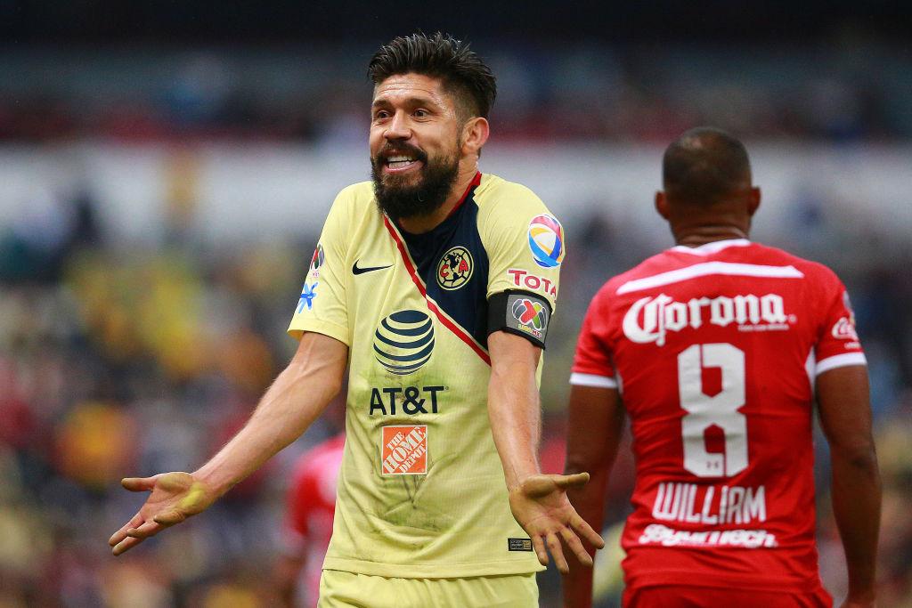 Oribe Peralta reveló los motivos que lo harían terminar su carrera