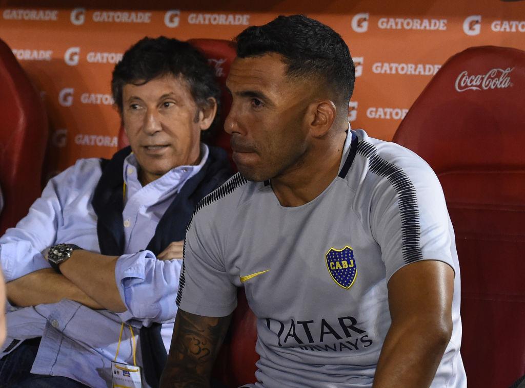De jugarse la Final de la Copa Libertadores, Tévez, Ábila y Pablo Pérez estarían suspendidos