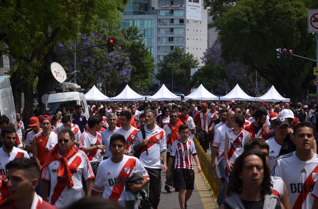 """Presidente de River: """"Argentina necesita la Final de la Libertadores, se tiene que jugar aquí"""""""