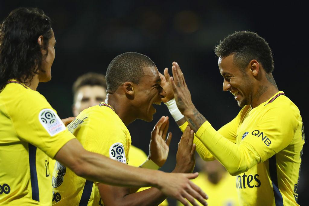 """Mbappé calma la tensión entre Neymar y Cavani: """"Se volverán a abrazar pronto"""""""