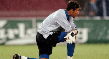 El día en que Gianluigi Buffon sobrevivió a la depresión