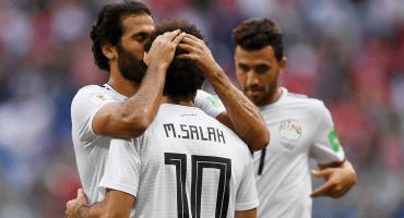 ¡Apenitas! El gol agónico de Salah con el que Egipto venció a Túnez