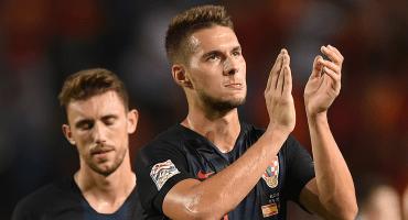 ¿Volvimos a Rusia 2018? Van los goles de la victoria de Croacia sobre España