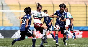 ¡A Cuartos de Final! Van los goles de Japón y México en el Mundial Femenil Sub-17