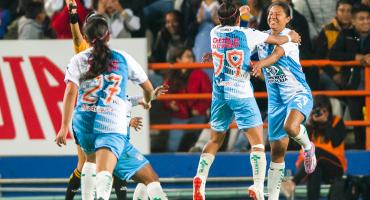 Pachuca se metió a semifinales de la Liga MX Femenil y acá tenemos los goles