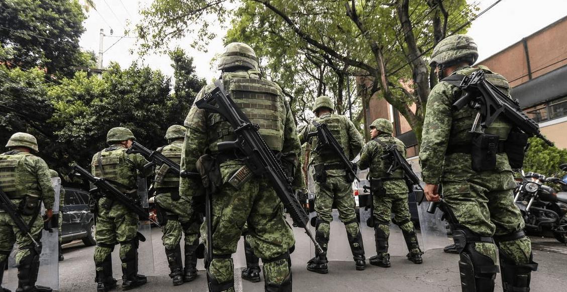 'No a la Guardia Nacional, aún es tiempo': ONG a AMLO y Congreso