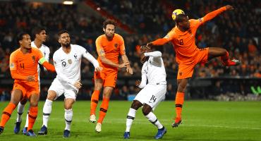 ¡Derrota Naranja! Holanda cortó racha invicta de Francia y desciende a Alemania